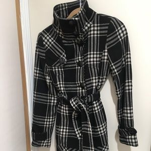 Express peacoat small